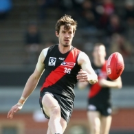 VFL 2018 Round 20 - Essendon v Footscray