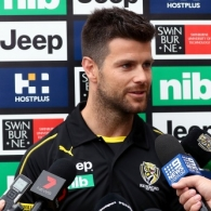 AFL 2018 Media - Richmond Training and Media Opportunity 031218