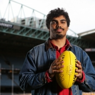 AFL 2019 Media - Tony Armstrong Announcement