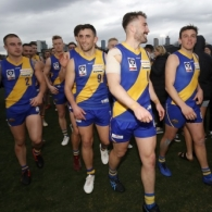 VFL 2019 2nd Preliminary Final - Williamstown v Essendon