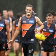 AFL 2019 Training - GWS 180919