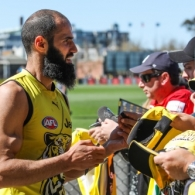 AFL 2019 Training - Richmond 190919