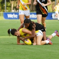AFLW 2020 Media - U18 All-Stars Northern Territory