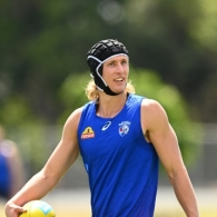 AFL 2020 Training - Western Bulldogs 280920