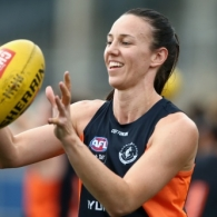 AFLW 2018 Training - Carlton 121218