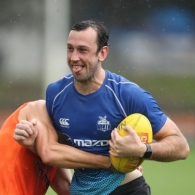 AFL 2018 Training - North Melbourne 141218