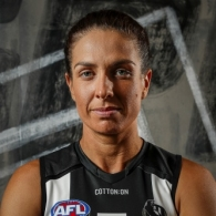 AFLW 2019 Portraits - Collingwood