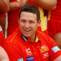 AFL 2019 Media - Gold Coast Suns Team Photo Day