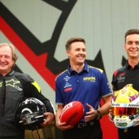 AFL 2019 Media - Essendon Media Opportunity
