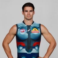 AFL 2019 Media - Western Bulldogs Thor Guernsey
