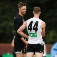 AFL 2020 Training - Collingwood 180320
