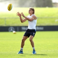 AFL 2020 Training - Western Bulldogs 190320