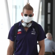 AFL 2020 Media - Fremantle To Melbourne