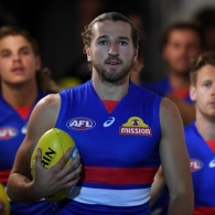 AFL 2020 Round 16 - Western Bulldogs v West Coast
