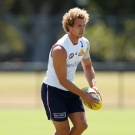 AFL 2020 Training - Western Bulldogs 260920