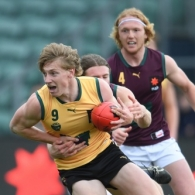 AFL 2020 Media - U18 All-Stars Tasmania