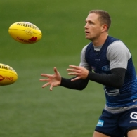 AFL 2020 Training - Geelong 300920
