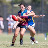 AFLW 2020 Media - U18 All-Stars Queensland
