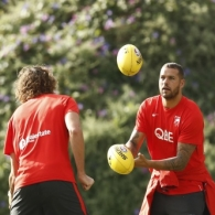 AFL 2021 Training - Sydney 070521