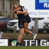 NAB League Girls 2021 - Geelong v GWV Rebels