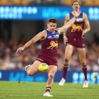 AFL 2021 Round 08 - Brisbane v Fremantle