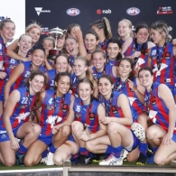 NAB League Girls 2021 Grand Final - Oakleigh v Geelong