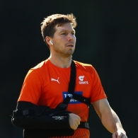 AFL 2021 Training - GWS 180521